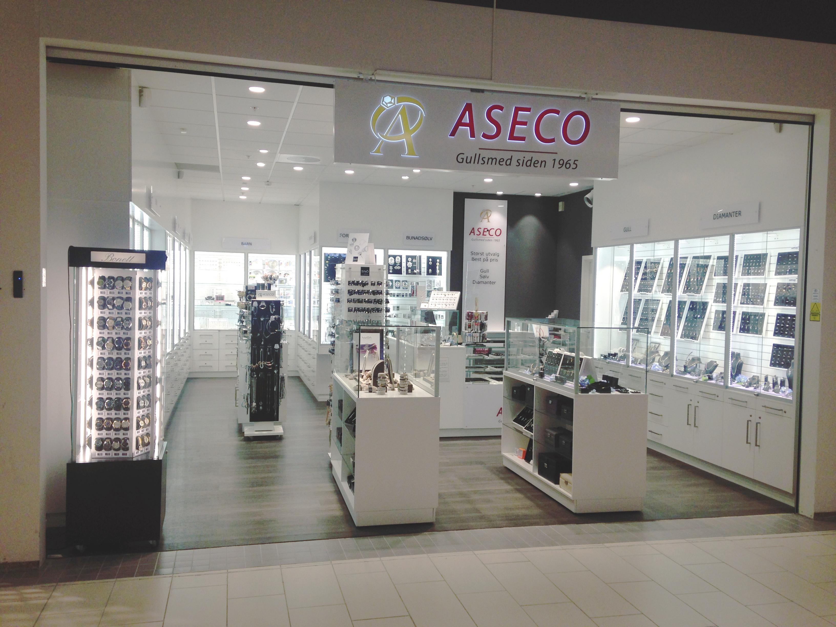aseco gull & sølv åsane